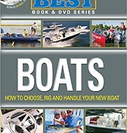 Florida Sportsman Sportsman's Best Boats SB12 Book and DVD