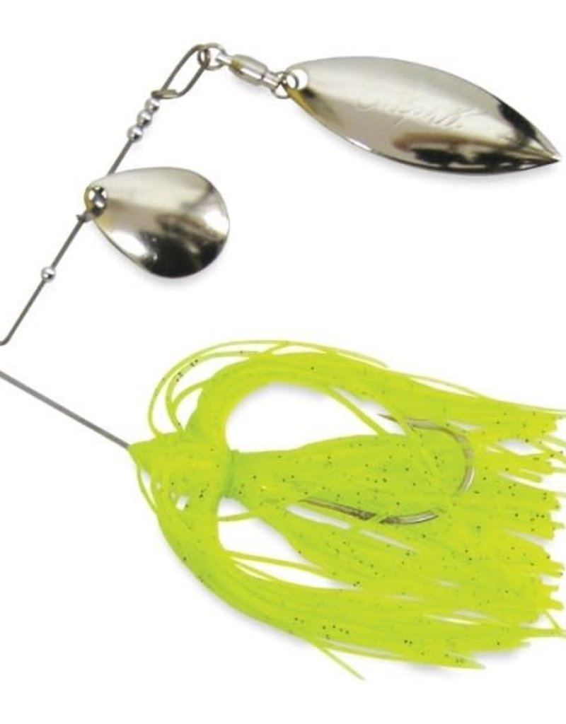 SPINNERBAIT 1/4OZ. CHARTREUSE