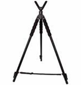 ALLEN COMPANY Axial Shooting Stick- Tri/Bi/Monopod 61 inch by Allen, Green