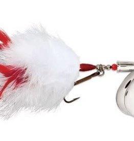 Blue Fox BlueFox Vibrax Super Bou Twin 10 White Red sbou10#WR