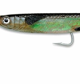 "Williamson Williamson LBHJR9BLK Live Ballyhoo J-Rigged Lure, 9 1/2"", 2 oz, Black"