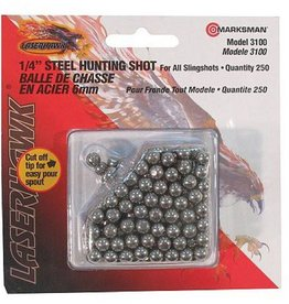 Marksman STEEL SHOT 1/4 250 RD/BX
