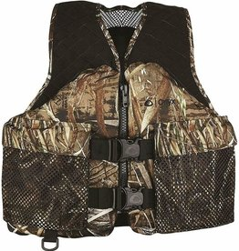 Absolute Outdoors Absolute Outdoors Onyx Shooting Sport Vest Mesh Realtree Max-5 Lrg