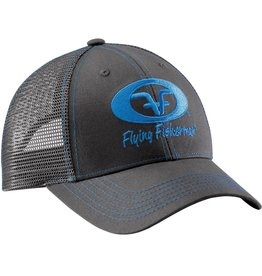 Flying Fisherman Flying Fisherman NEON BLUE TRUCKER HAT,H1775