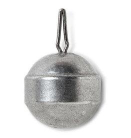 VMC Corporation VMC, Tungsten Drop Shot Weights Ball, 1/8 oz, Natural, 4pk