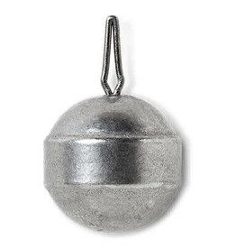 VMC Corporation VMC, Tungsten Drop Shot Weights Ball, 3/8 oz, Natural, 3PK
