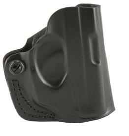 DESANTIS GUNHIDE DeSantis RH Black Mini Scabbard Holster MP 380 Sheild EZ M2 #019BA3AZ0