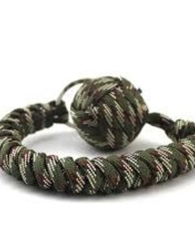Survival Cord SURVIVAL CORD MONKEY FIST STYLE KEYCHAIN