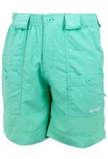 Heybo BAY Fishing Shorts Seafoam,Size 34