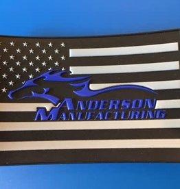 Anderson Manufacturing ANDERSON MANUFACTURING PVC V-back PATCH