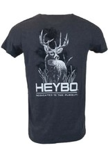 Heybo Buck Silhouette Youth Small, Ss