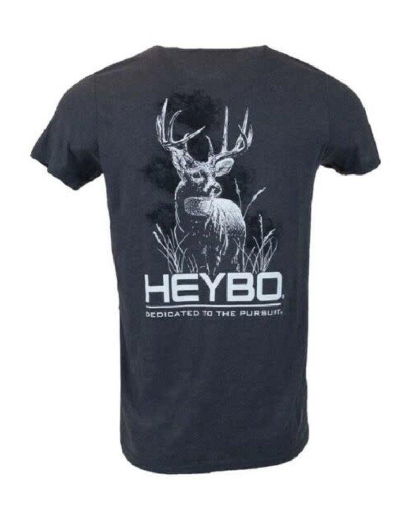 Heybo Buck Silhouette Youth Medium, Ss