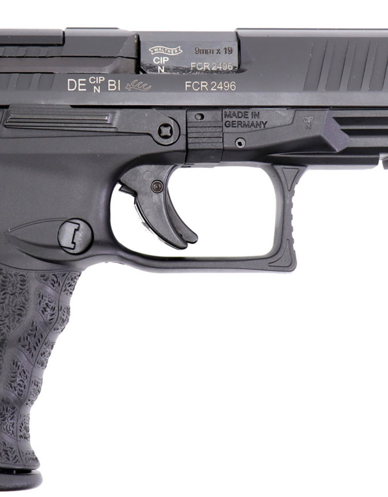 Walther WALTHER PPQ-Q4 Pistol 9MM