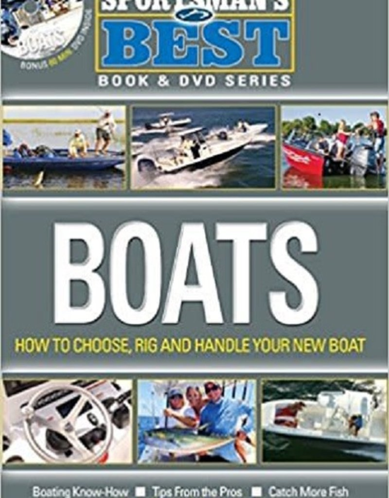 Florida Sportsman Sportsman's Best Boats SB12 Book and DVD