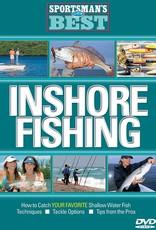 Sportsman's Best SPORTSMAN'S BEST - INSHORE FISHING DVD - Techniques - Tackle Options -Tips