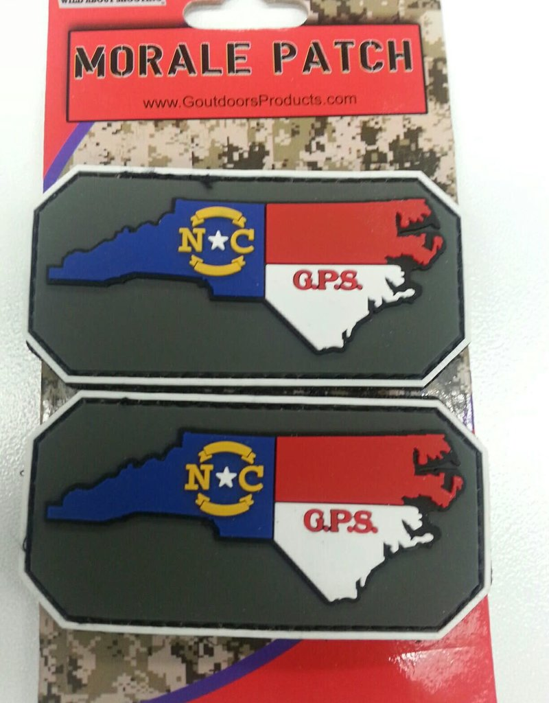 GS Outdoors GOutdoors Morale Patch RNC5