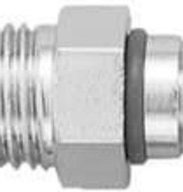 Whitecap WhitecapMarine Chrome Plated Brass Tank Connector,