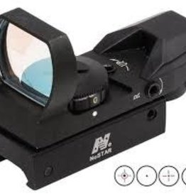 NCStar NCStar Red-Dot 1x24x34mm Obj Unlimited Relief & FOV, Red/Green