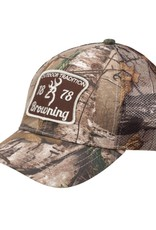 Browning Browning Outdoor Tradition  Real Tree Cap