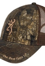 Browning BROWNING CAP BOZEMAN BROWN REALTREE TIMBER 308367571