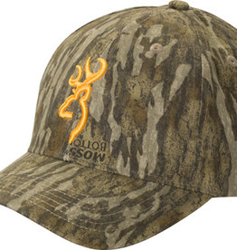 Browning BROWNING CAMO HAT WITH YELLOW SYMBOL