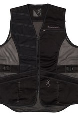 Browning Browning Ace Women's Shooting Vest Med blk