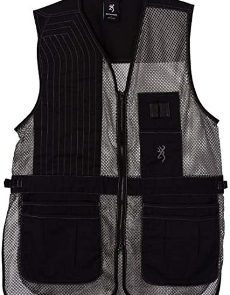 Browning Browning Women Trapper Creek Mesh Shooting Vest Med