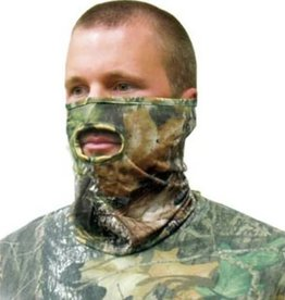 PRIMOS HUNTING Primos Stretch Fit 1/2 Face Mask Mossy Oak