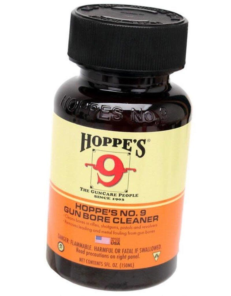 HOPPE'S Hoppes #9 Powder Bore Solvent 5oz Bottle #904 06-12