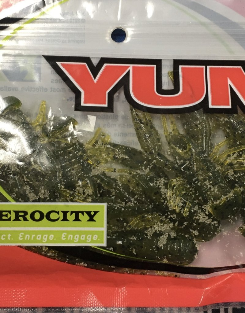Yum Yum F2 2.5'' Crawbug Watermelon Seed 10pk