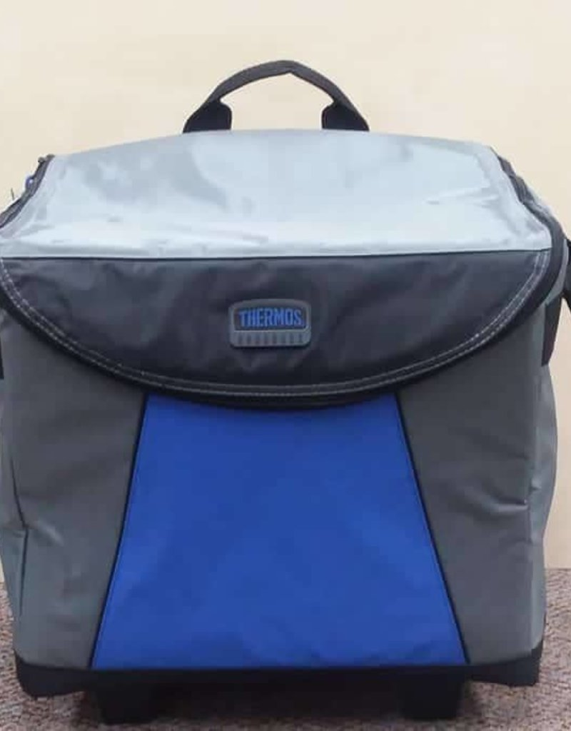 Thermos Thermos Isotac Cooler on Wheels Blue/Gray