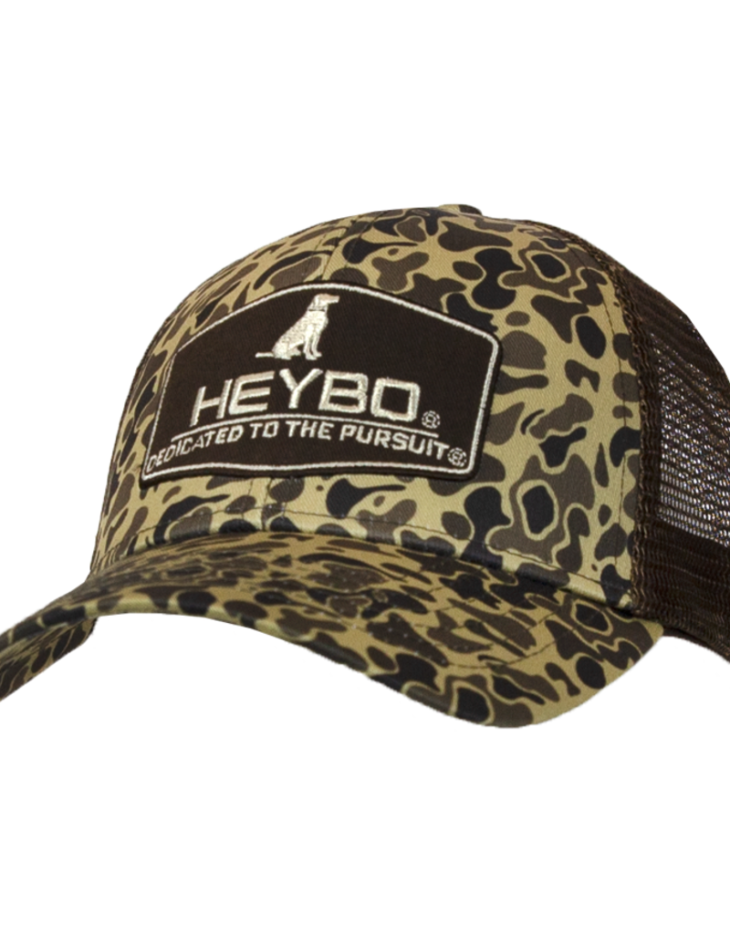 HEYBO CLUB SERIES OLD SCHOOL LAB Mesh Hat