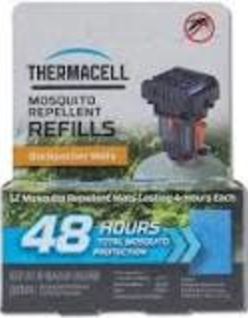 THERMACELL / THERMASCENT THER M48 BACKPACKER REFILL 48 HR