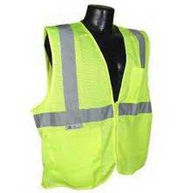 Radians Radwear XL Security High Visibility Safety Vest