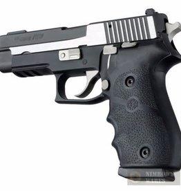 Hogue Inc. HOGUE SOFT RUBBER MONOGRIPS BLACK SIG SAUER P220