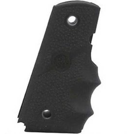 Hogue Inc. Hogue Monogrip Rubber Grips Colt Officers W/Finger Grooves