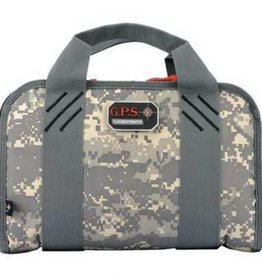 GS Outdoors GPS DOUBLE PISTOL CASE DIGITAL