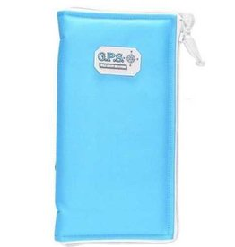 GS Outdoors G.P.S. Pistol Sleeve, Robin Egg Blue, Large GPS-1265PSRB