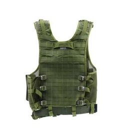DRAGO GEAR DRAGO 52-301GR FIRST STK  VEST GRN