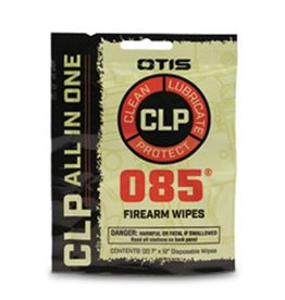 OTIS TECHNOLOGY, INC Otis 085 CLP Wipes Cleans Lubricants Protects 2 Wipes IP-2TW-085/3-16