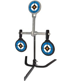 Do All Outdoors Do-All Outdoors Auto-Reset Target System 38 to 44 Caliber Steel