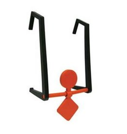 CHAMPION TRAPS & TARGETS Champion DuraSeal Spinner Targets Double Hanging Spinner, Orange 40955