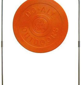 """Do All Outdoors Do-All Outdoors - Big Gong Show 9"""" Self-Healing Target Rated for .22- .50 Cal..."""
