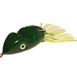 """Scum Frog Scum Frog 1/2"""", 5/16 oz, Green Topwater Frog"""
