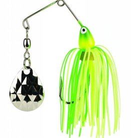 Strike King Mini-King Spinnerbait Chartreuse/Lime MK-93G