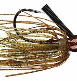 Strike King Strike King Bitsy Flip Jig 1/4 oz Pumpkin