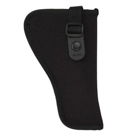 ALLEN COMPANY Allen Cortez Nylon Belt Holster with Sight Guard, Right-Hand, Black