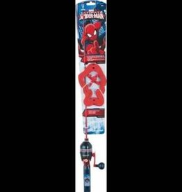 Shakespeare Shakespeare SPMANLTKIT Spiderman Lighted Kit , OnePiece , 5SZ Reel