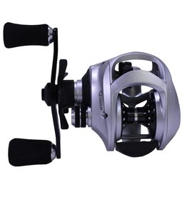 Quantum Quantum, Icon Pt Baitcast Reel 6.3: 1 Gear Ratio, 11 Bearing, Left Hand