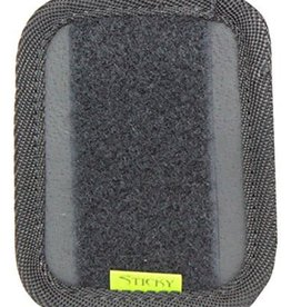 Sticky Holsters Sticky Holsters B.U.G. Pad Black, One Size